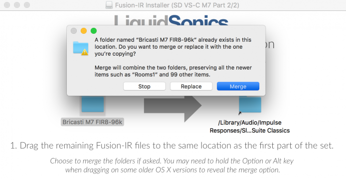 Fusion-IR Installation