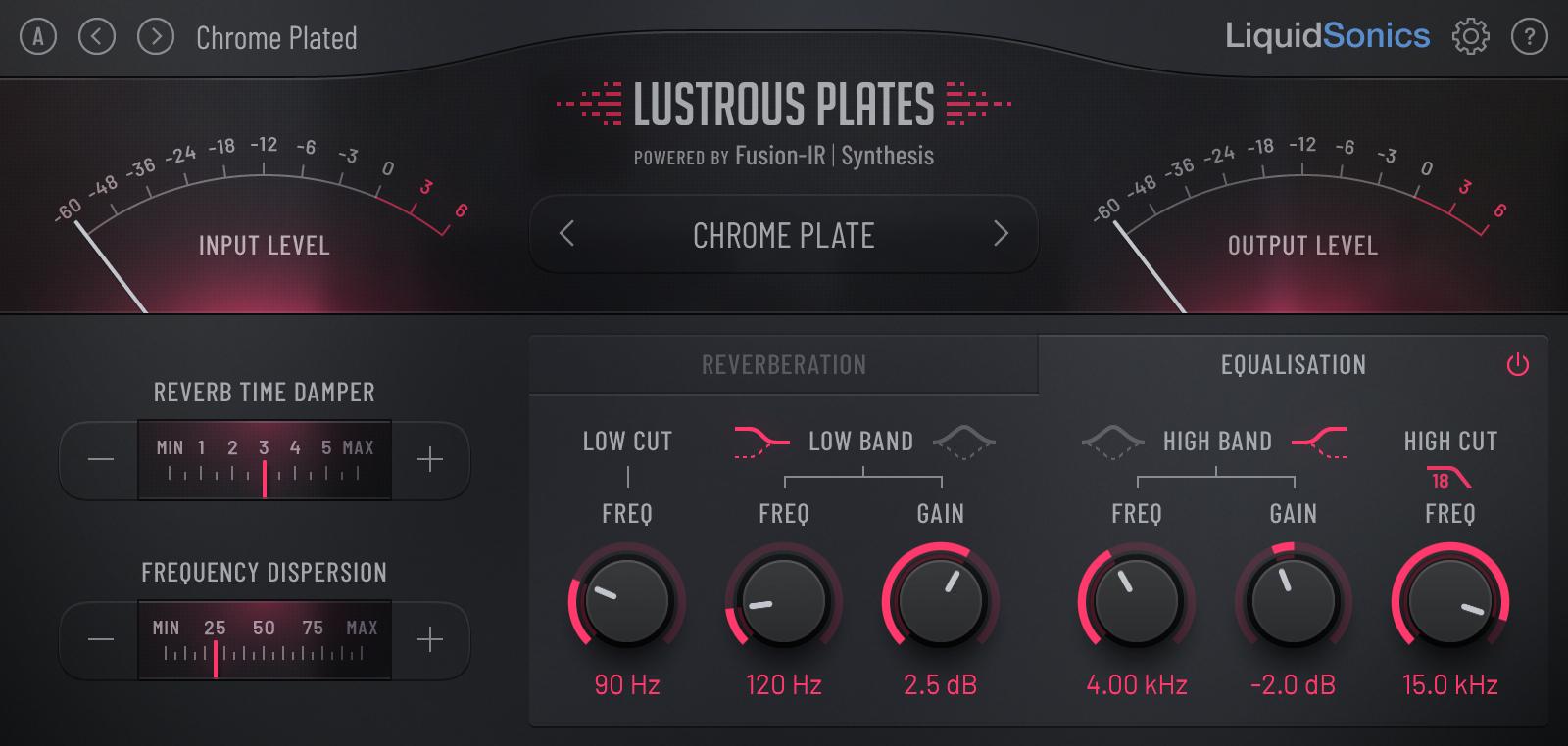 Lustrous Plates - EQ