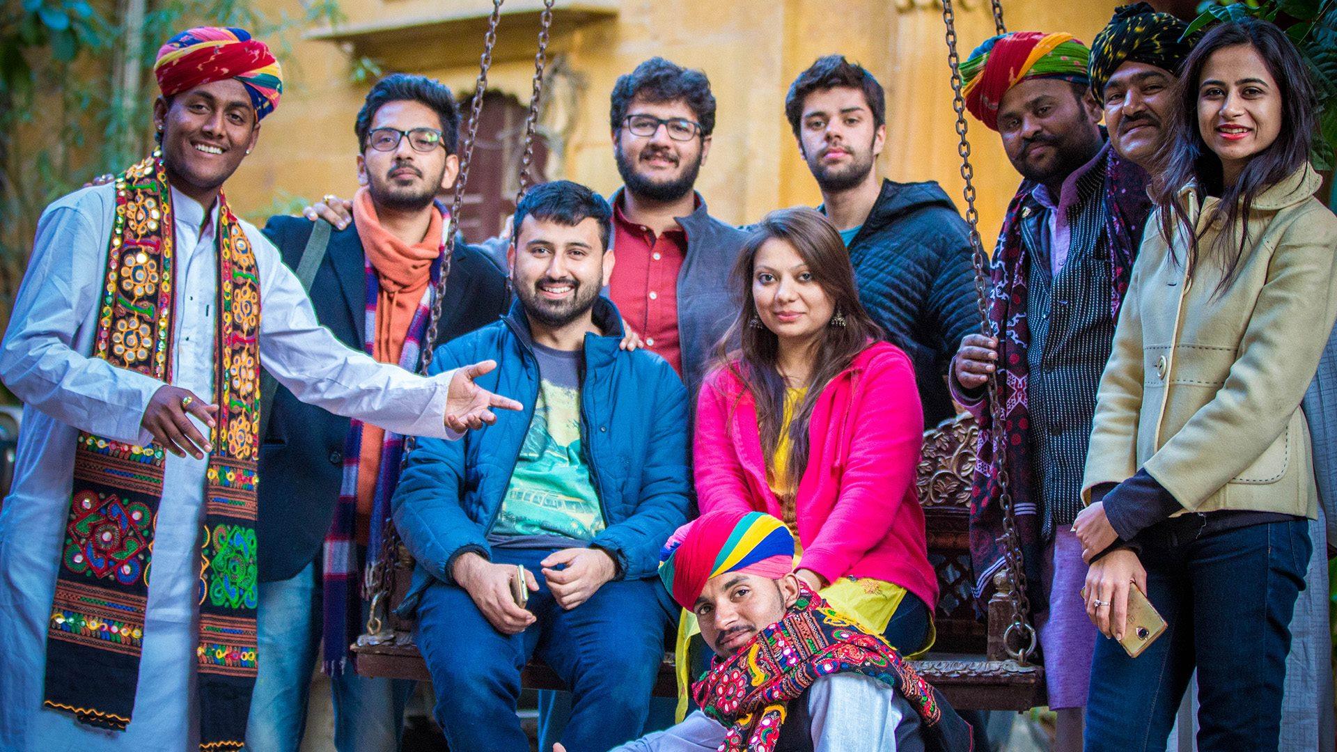 The Anahad Foundation team