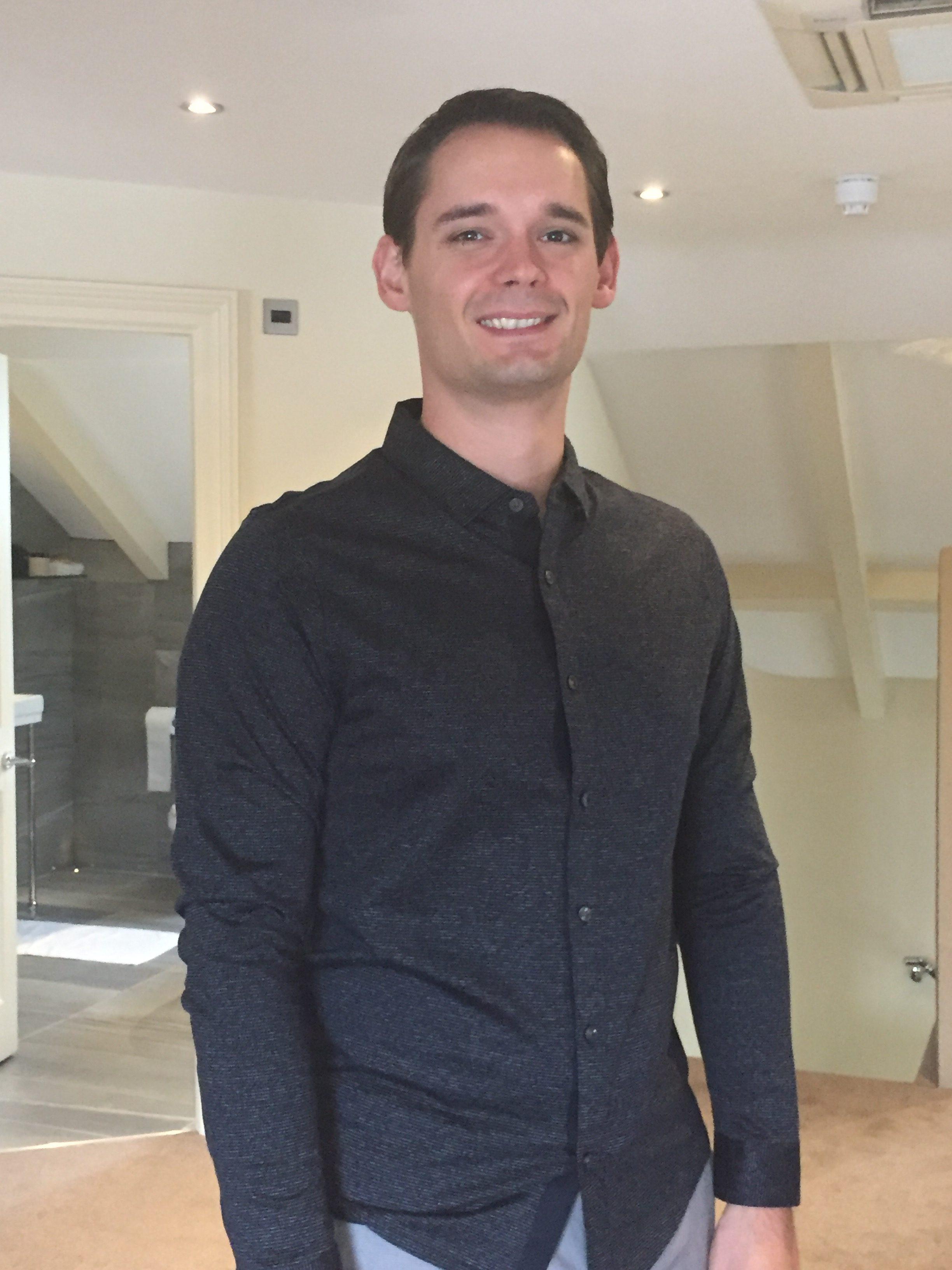 LiquidSonics founder Matt Hill