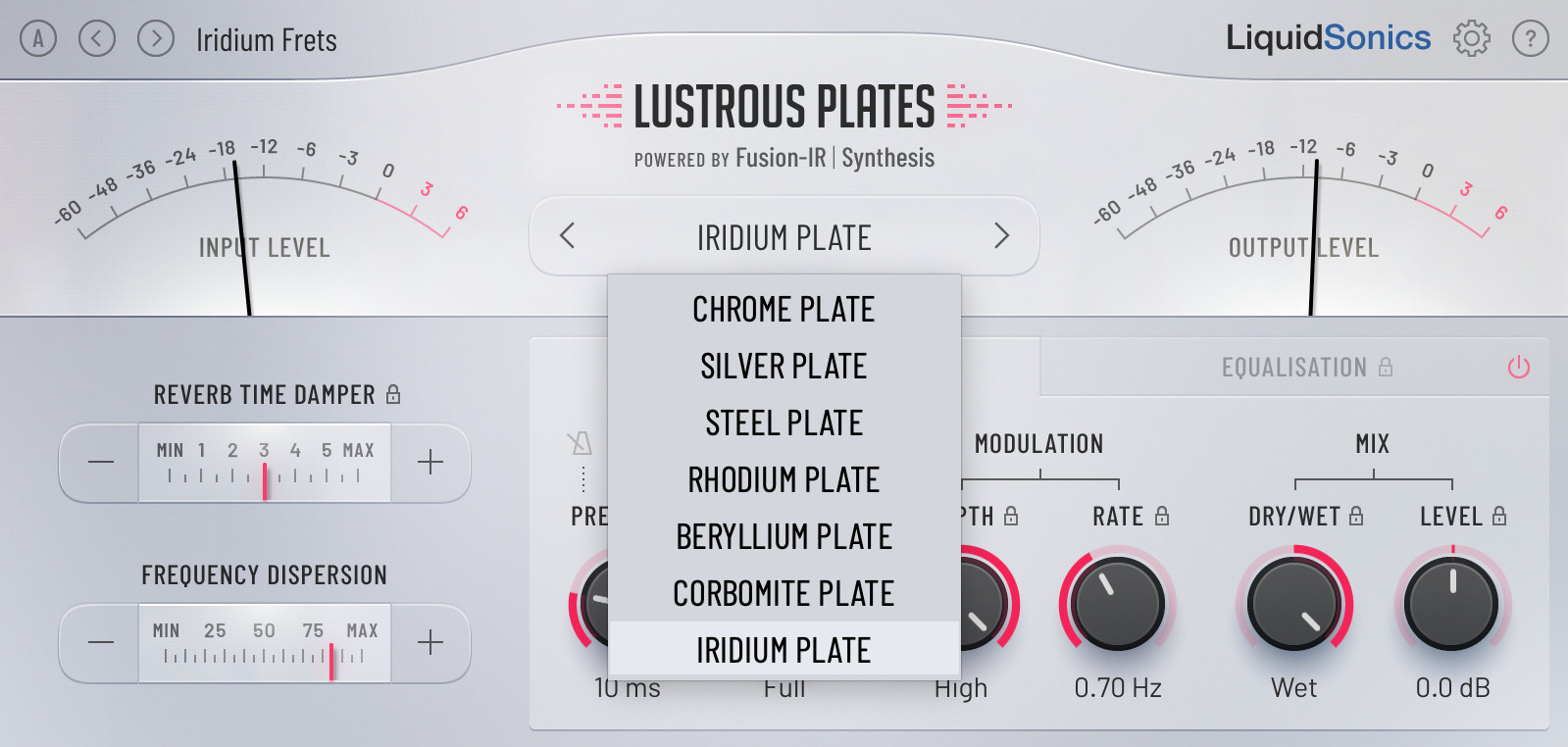 Lustrous Plates Plate Models Light
