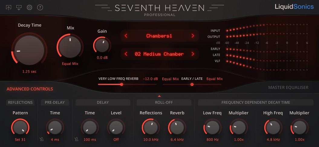 Seventh Heaven Professional