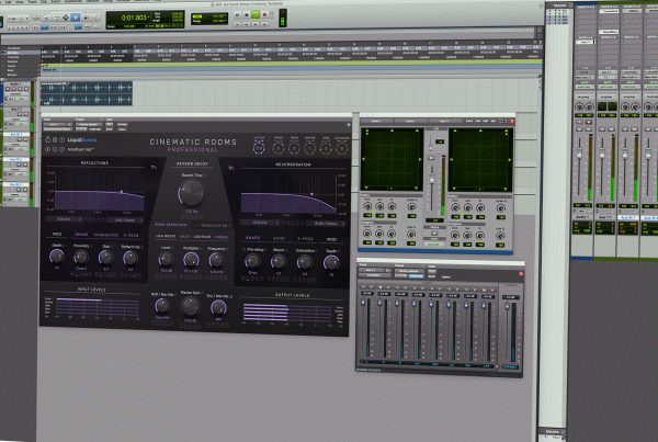 Cinematic Rooms Pro - Stereo Surround Creativity