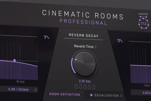 Cinematic Rooms Professional