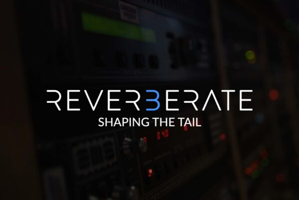Reverberate 3 - shaping there tail
